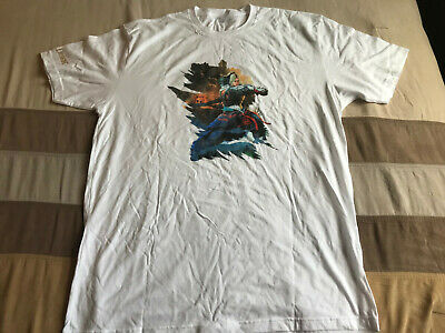 Black Desert Online Day 1 Shirt Size XL + Snow Wolfdog Pet Code Card PAX 2019