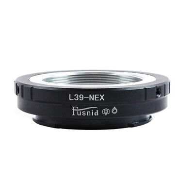 L39-NEX L39 M39 Mount Lens to E mount NEX 3 C3 5 5n 7 Adapter Ring *SG0HWC