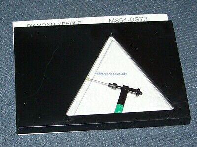 2 New USA Needle//Stylus for Tetrad Cartridge M856-DS77 73D 93D Admiral 98C95-56