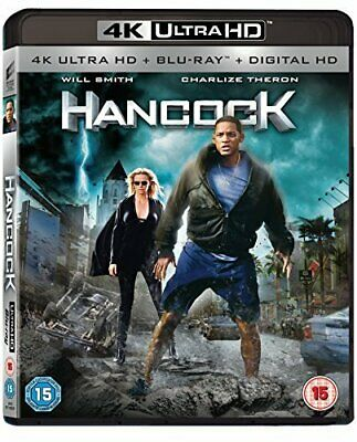 Hancock 4K Ultra HD + Blu-ray   FREE DELIVERY