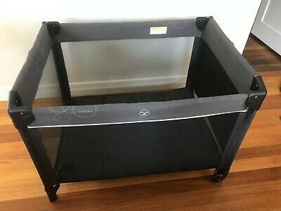 Steelcraft Sonnet Portable Baby Travel Cot Portacot Bassinet