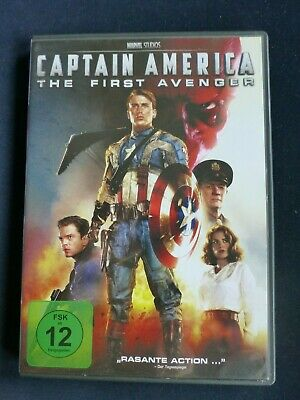 "Marvel Avengers: CAPTAIN AMERICA ""The first Avenger"""