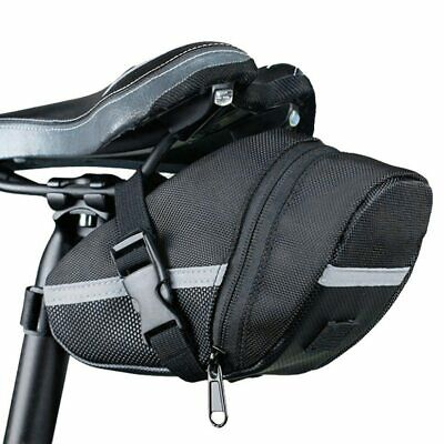 MTB Mountain Bike Bag Pouch Road Bicycle Cycling Seat Saddle Bag Accessories AU