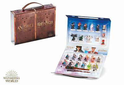 WIZZIS Harry Potter e Animali Fantastici ESSELUNGA completa la collezione