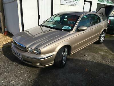 Jaguar X-TYPE 2.0 V6 auto SE Plus.AUTO,Leather, Climate FSH, 45k, Superb Car