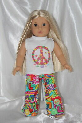Dress Outfit fits 18inch American Girl Doll Clothes Lot Julie