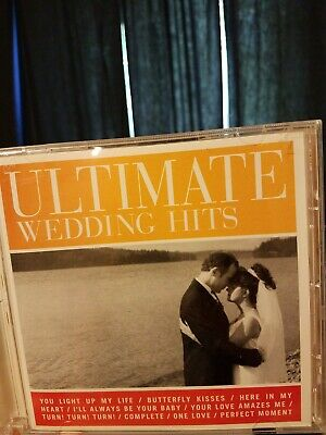 The Ultimate Wedding Hits, Vol. 1 by Various Artists (CD, May-2003, Curb)