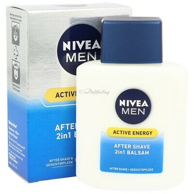 Nivea After Shave 2in1 Balsam 100 ml