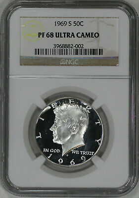 "2003-S 90/% SILVER PROOF GEM KENNEDY HALF DOLLAR ULTRA CAMEO /""SHIPPING DISCOUNTS/"""