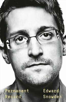 Permanent Record by Edward Snowden 9781250237231 | Brand New | Free US Shipping