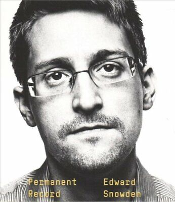 Permanent Record by Edward Snowden 9781250622693 | Brand New | Free US Shipping