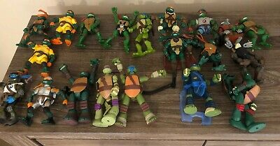 Lot Of Teenage Mutant Ninja Turtles