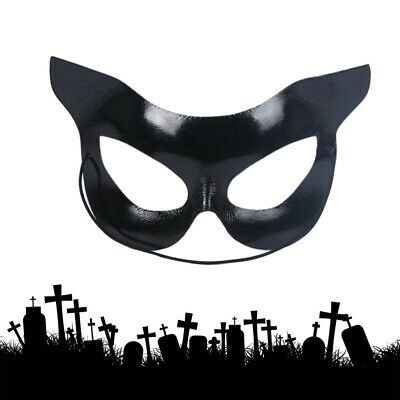 1pc Sexy Mask Black Cosplay Mask Masquerade Mask for Dance Party Halloween Party