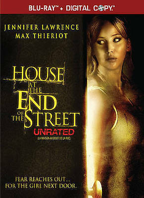 House at the End of the Street (Blu-ray Disc, 2013)