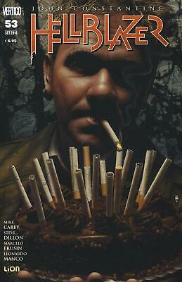 John Constantine. Hellblazer. Vol. 53 - Carey Mike, Di...