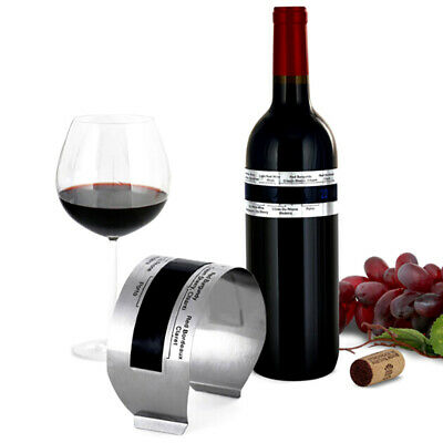Stainless Steel LCD Electric Wine Thermometer Bracelet Sensor For Home Brew ro