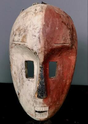 Old Tribal Ngbaka  Mask     -- Congo  BN 31