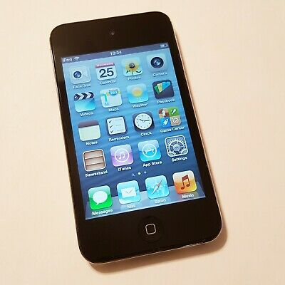 Apple iPod Touch 4th Generation 16GB Black - battery issue