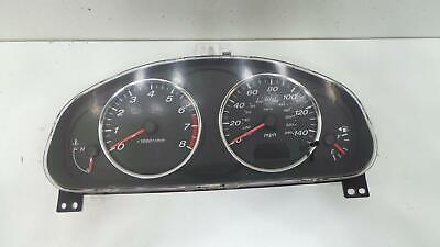 2004 Mazda 6 1.8 Petrol Speedometer Dash Clocks Instrument Panel