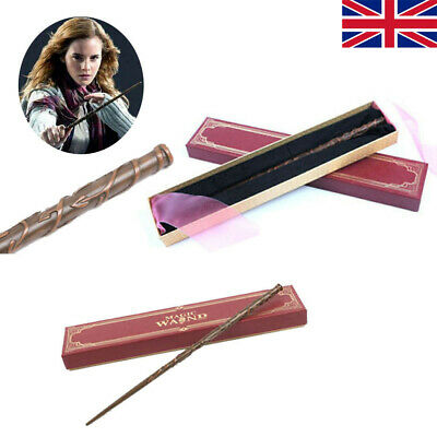 Magic Wands Hermione Granger Harry Potter Prop Cosplay Toys Red Box Collect Gift