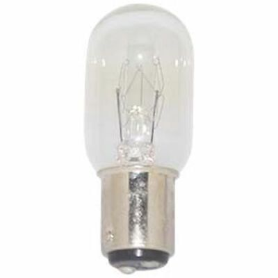Replacement Bulb For Batteries And Light Bulbs 15T7Dc 15W 120V