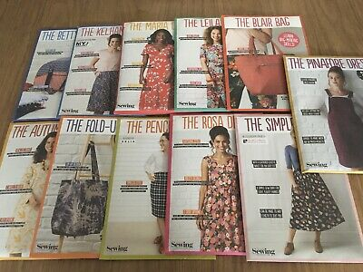 Job Lot New Unopened Sewing Patterns