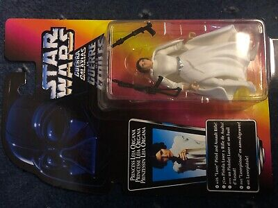 1996 Star Wars Red Card PRINCESS LEIA ORGANA The Power of the Force