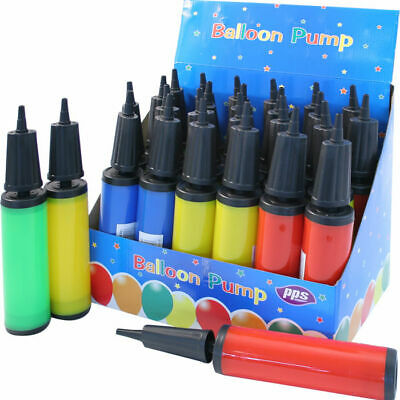 2 - 50 Balloon Pump Perfect For Parties Celebrations Birthdays