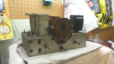 Vintage Grunow Radio CHASSIS ONLY Model 6-C  660  661  662   1934