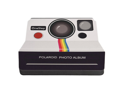 Álbum fotos - Polaroid PL2X3SBOSW Negro, Color blanco