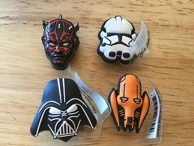 Clog Charm Shoe Button For Croc Accessories For Jibbitz Bracelet 4 Star Wars