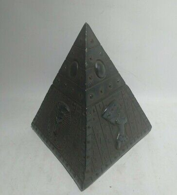 RARE ANCIENT EGYPTIAN ANTIQUE PYRAMIDS Statue 1245-1102 BC