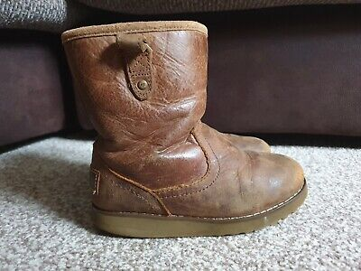 Genuine Ugg Boys Girls Boots Size UK10 EU 28 Kids