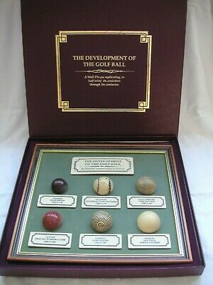 The Development Of The Golf Ball, A Wall Plaque In Half Relief.