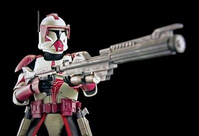 Sideshow Militaries of Star Wars Commander Fox 1:6 Comic-Con Exclusive Figure