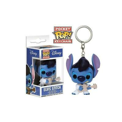 Lilo & Stitch - Elvis Stitch Pocket Pop! Keychain - FunKo Free Shipping!