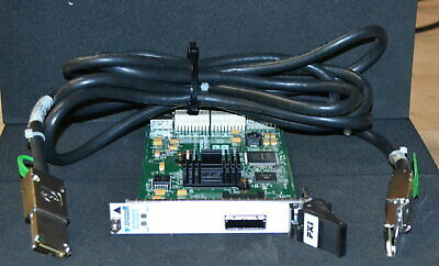 National Instruments PXIe-8370 MXI Express Interface w/Cable, GOOD