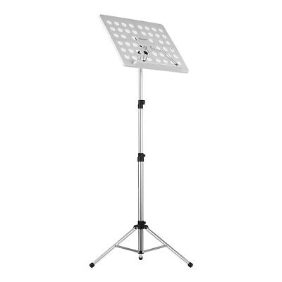 Heavy Duty Foldable Orchestral Sheet Music Stand Holder Adjustable Tripod P8X2