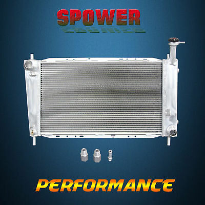 Aluminum Radiator For Ford Sable Taurus Lincoln Continental Mercury Sable 88-95