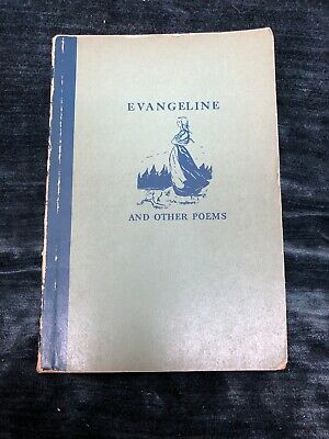 Evangeline and Other Poems, preface by Elias Lieberman, 1948 NYC Board of Ed