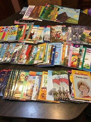 11 excellent condition pb books - 2nd GRADE LEVEL - reading practice (MY CHOICE)