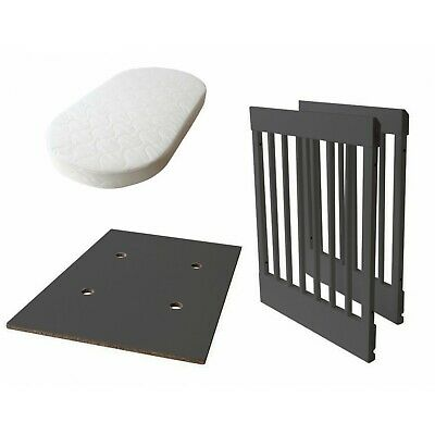 Kit Transformation Per Berceau Pali Lab 03 IN Chaise Longue Anthracite
