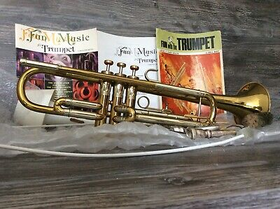 "Boosey & Hawkes - IMPERIAL ""23"" mark VIII - TRUMPET -"