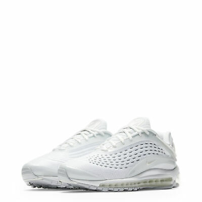SCARPE NIKE AIR MAX Deluxe Sneakers Uomo total White o