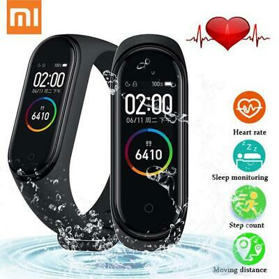 GLOBAL VERSION Xiaomi Mi Band 4 Smartwatch Uhr Fitness Tracker Bluetooth Armband