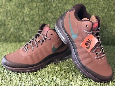 Nike Air Max Invigor Mid Basketball Shoes Men Size 11.5 Sneakers 858654 002