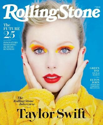 Rolling Stone  October  2019  Taylor Swift