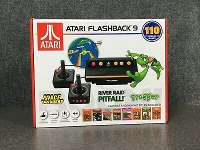 Atari Flashback 9 HDMI Game Consoles with Wired Joystick Controllers M27A