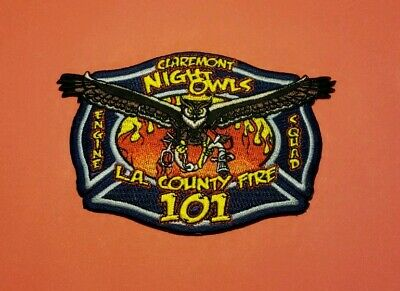 Los Angeles County Fire Department Patch Station 101