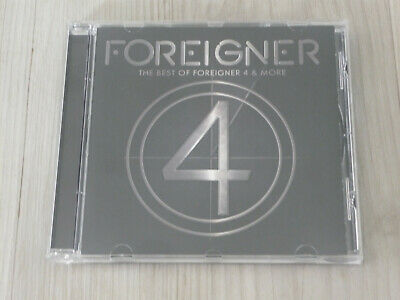 FOREIGNER - Best Of 4 & More (2014)